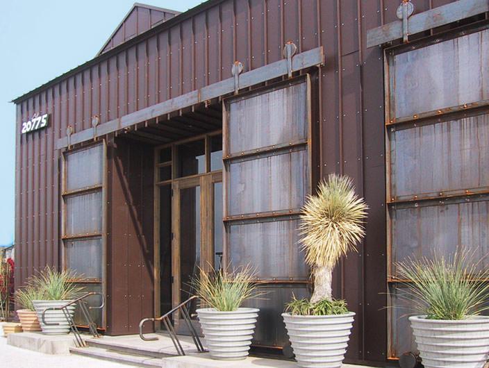 StudioConover - Architectural Design | 01 DC Ranch Market Street