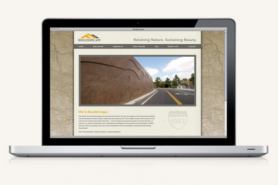 StudioConover - Brand Consultation | Boulderscape website
