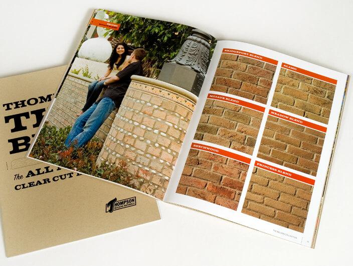 StudioConover - Thompson Building Materials | Thompson Building Materials Brochure