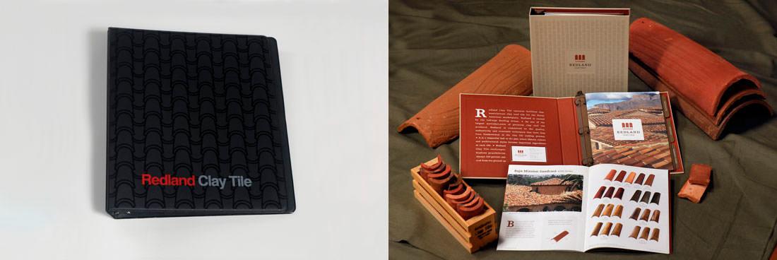 StudioConover - Redland Clay Tile | Redland Clay Tile Brochure Before and After
