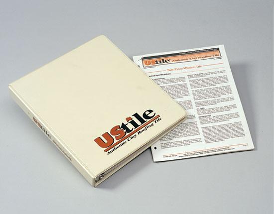 StudioConover - US Tile | US Tile binder - before
