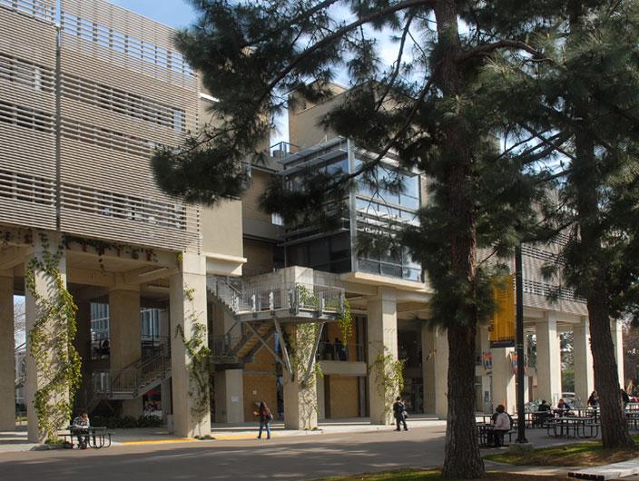 StudioConover - Architectural Design   01 UCSD Student Services