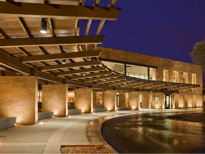 StudioConover - Architectural Design | 01 UMC Cancer Center