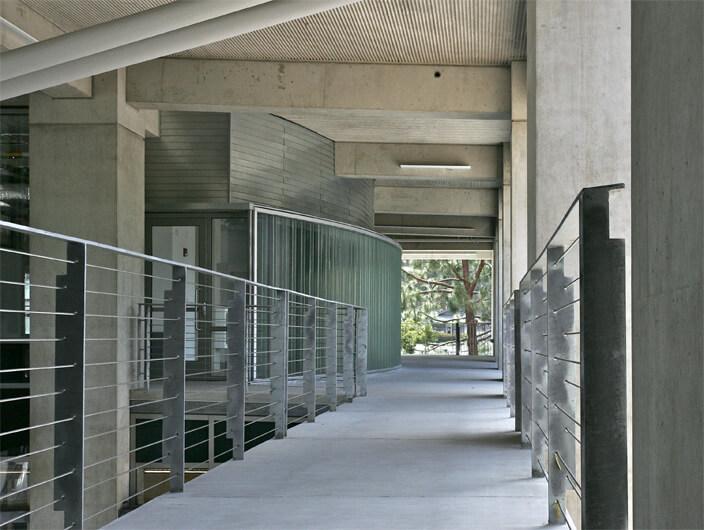StudioConover - Architectural Design   03 UCSD Student Services