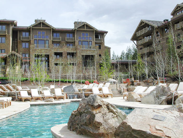 StudioConover - Architectural Design | 04 Four Seasons Teton Village Pool