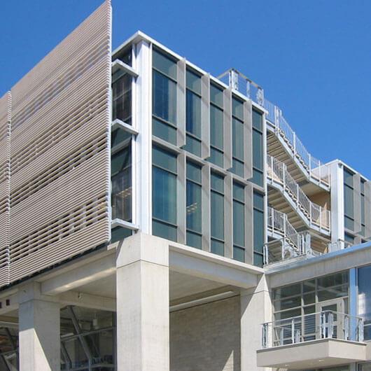StudioConover - Architectural Design   04 UCSD Student Services