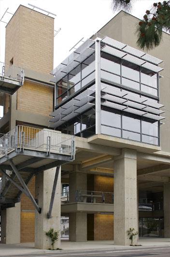 StudioConover - Architectural Design   05 UCSD Student Services