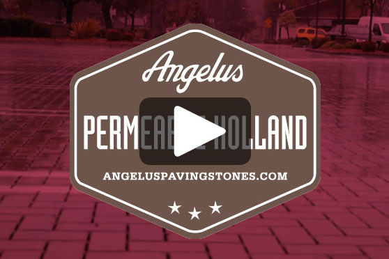 StudioConover - Video | ANGELUS PAVING STONES: Permeable Holland