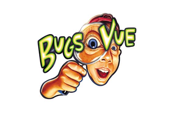 StudioConover - Brand Identity   Bugs Vue Logo