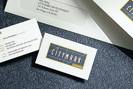 StudioConover - Brand Identity   Citymark Logo