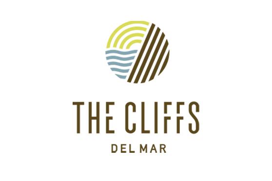 StudioConover - Brand Identity   The Cliffs Del Mar Logo