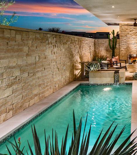 StudioConover - Architectural Design | The New Home Company - Mountain Shadows