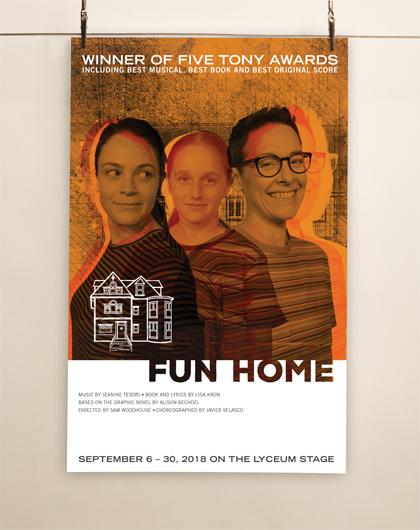 StudioConover - SAN DIEGO REPERTORY THEATRE   SDREP - Fun Home